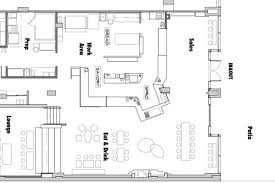 Shop Floor Plans Baked U0026 Wired U0027s Mount Vernon Triangle Project Floor Plans