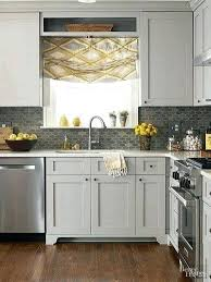 grey kitchen backsplash backsplash for grey kitchen cabinets white kitchen cabinets with