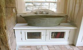 Laundry Room Tub Sink by Galvanized Laundry Sink Befon For