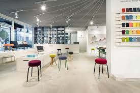 Showroom  Retail Design Blog - Furniture showroom interior design ideas