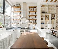 open kitchen shelving ideas the home company emily gilbert eclectic vintage