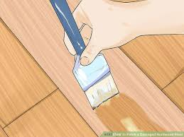 how to patch a damaged hardwood floor 11 steps with pictures