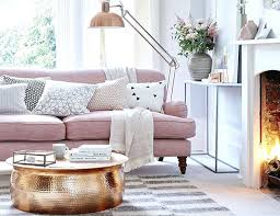 Pink Living Room Chair Pale Pink Living Room Bedroom Pale Pink Armchair Navy Blue Accent