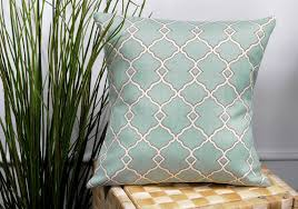 diy no sew pillow tutorial with outdoor fabric youtube
