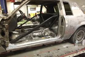 2015 Buick Grand National And Gnx Freshening Up An 1983 Buick Regal With New Bumper Fillers And A