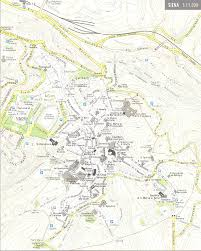 Montepulciano Italy Map by Large Siena Maps For Free Download And Print High Resolution And