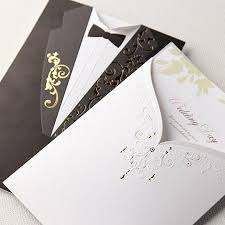 Marriage Card Design And Price Online Get Cheap Wedding Invitations Black Aliexpress Com