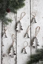 3 easy and beautiful homemade christmas ornaments homemade