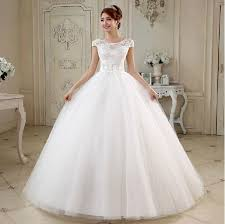 wedding dresses az tulle gown wedding dress with handmade flower and pearl 2018