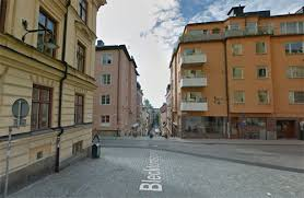 blecktornsgränd in stockholm guidof
