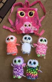 ty beanie boo justice claire u0027s lucy bubbly cora aria