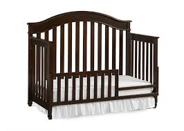 Designer Convertible Cribs Evolur Convertible Crib Toddler Guard Rail In Antique