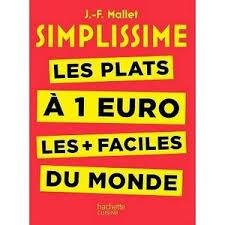 la cuisine simplissime livre de cuisine simplissime achat vente pas cher