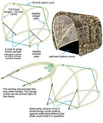 Duck Blind Accessories Dog House Blind Make This For Sheila On Smaller Scale Diy
