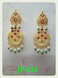 rajputi earrings earring rajput jewellery jp gems jewellery jaipur id