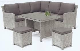 Kettler Garden Furniture Kettler Palma Mini Corner Set White Wash 0103331 2100lc Garden