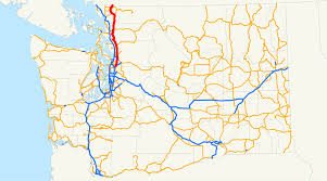 State Of Washington Map by Washington State Route 9 Wikipedia