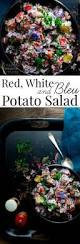 bacon blue cheese potato salad recipe cheese potatoes blue