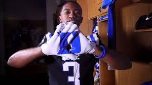 Flag Football Gloves Duke Football Gloves And Gameday Extras Youtube