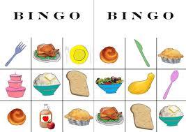 thanksgiving bingo articulation360