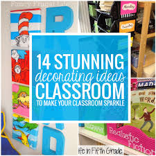 Classroom decorating ideas and also fall classroom themes and also