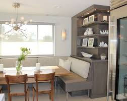 banquette seating for small dining room banquette seating and