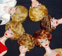 bubble cut hairstyle barbie bubblecuts from 1961 1964 made to duplicate the popular