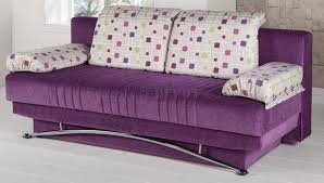 Purple Sofa Bed Corbin Purple Sofa Bed By Sunset In Microfiber W Options