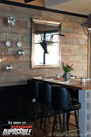 Barn Wood Wall Ideas by Accent Wall Ideas With Manufactured Stone Design Photos Home