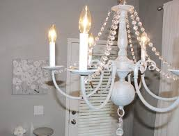 Chandelier Restoration Fabulous Chandelier Makeover Summer Adams