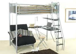 Bunk Bed Futon Combo Bunk Bed With Desk Loft Bed With Desk Plans Bed And Desk Combo