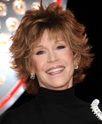 bing hairstyles for women over 60 jane fonda with shag haircut 7 sexy shag hairstyles over 40 jane fonda s current flippy shag