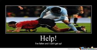Help I Ve Fallen Meme - i ve fallen and i can t get up by awfrownyface123 meme center