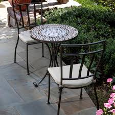 Black Metal Bistro Table Delightful Height Bistro Patio Set Black Table Ideas Charming