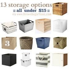 Storage Bookshelves With Baskets by Best 20 Ikea Kallax Shelf Ideas On Pinterest Ikea Cube Shelves
