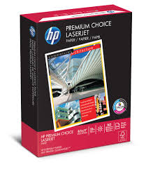 amazon com hp paper premium choice laserjet paper poly wrap
