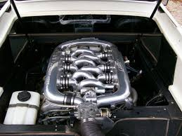 Sho Motor lotus esprit engine