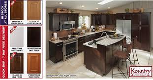 Kountry Kitchen Cabinets Kountry Kitchen Cabinets Dasmu Us