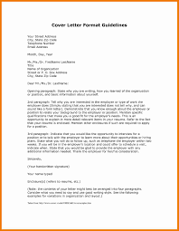 How Do I Start A Cover Letter 9 Outline For A Cover Letter Resume Holder
