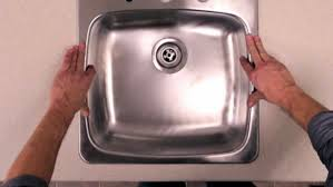 Remove A Kitchen Sink Kitchen How To Plumb A Kitchen Sink How To Install Sink Strainer