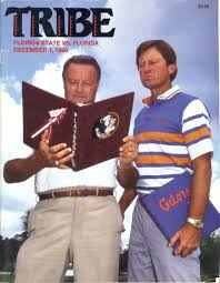Steve Spurrier Memes - bobby bowden and steve spurrier look at spurrier s face and compare