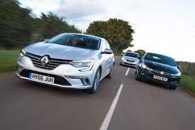 peugeot sedan 2016 price renault megane vs vauxhall astra vs peugeot 308 auto express