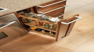 endearing pull out spice cabinet pull and pull out spice racks in