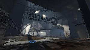 Abandoned Place Hd Portal 2 Abandoned Place Wallpaper Download Free 149764