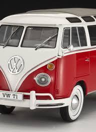 volkswagen van price revell volkswagen t1 samba bus