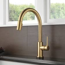 bronze kitchen faucets bronze kitchen faucets you ll wayfair