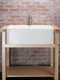 stand alone utility sink laundry sinks stand with open shelving the sink stands alone on an