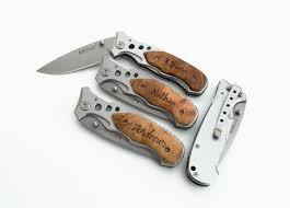 wedding gift knife set of 16 groomsmen gift engraved pocket knife groomsman gift