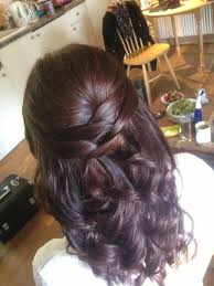 simple bridal hairstyle half updos for long hair wedding hairstyle ideas in 2017