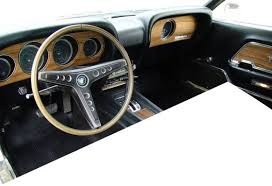 1969 Ford Mustang Interior One Original 1969 Ford Mustang Mach 1